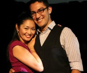 Ratana as Susan, and Erric Ramierez as Peter Photo Credit: Anthony Knott