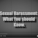 Sexual Harassment PSA